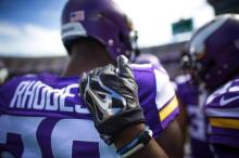 (photo credit: Andy Kenutis, Vikings.com)